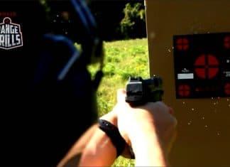 shot hole drill