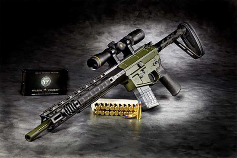 Wilson Combat .458 HAM'R