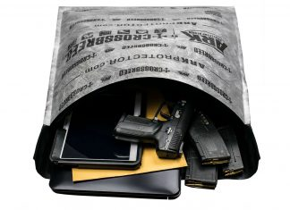 ark resister bag