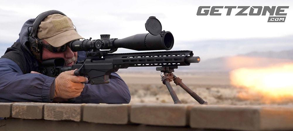 Rifle Review: Tikka T3x TAC A1 Compact - GetZone