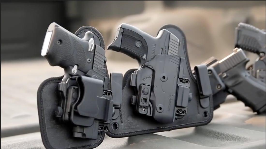 shapeshift alien gear holster holster system