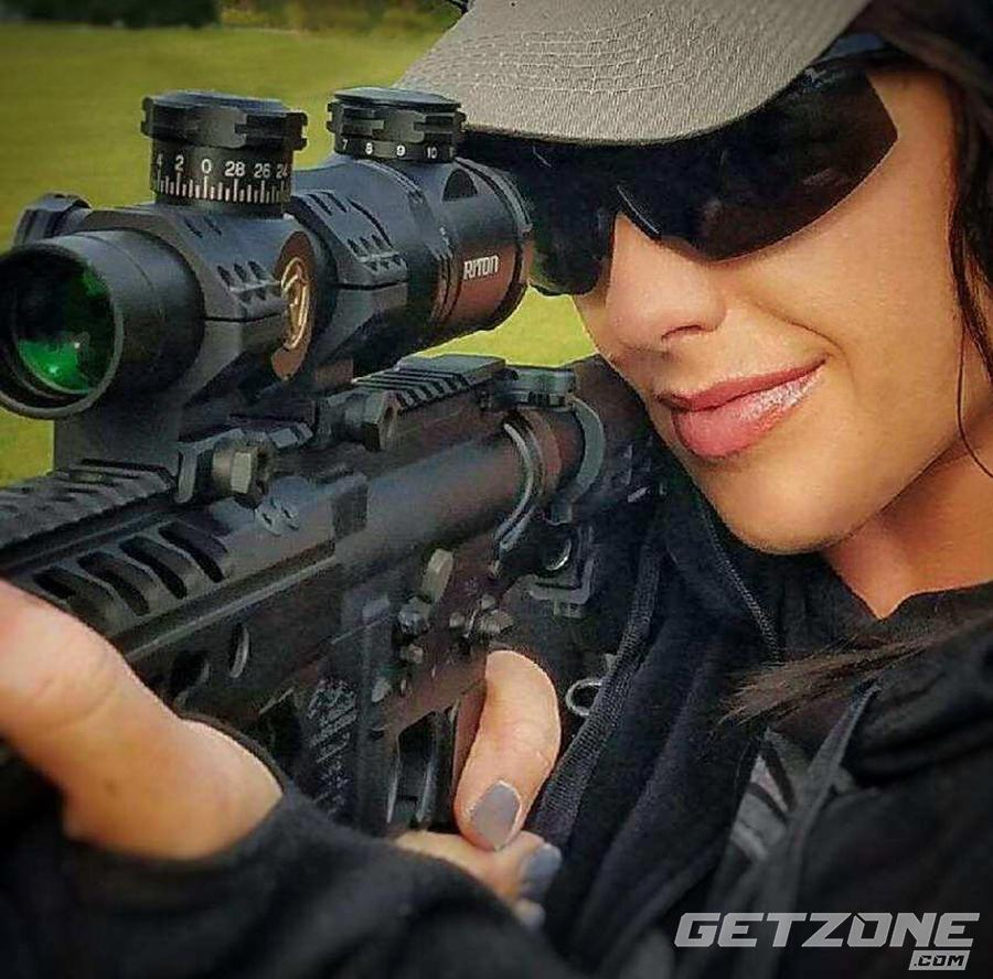 Women & The Gun Industry: Entering The Man Cave