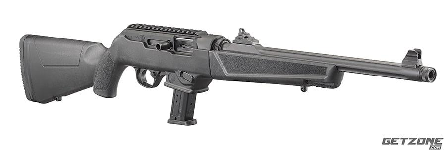 Gun Review: New PC-9 Carbine & Security-9 Pistol from Ruger