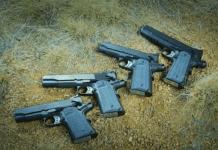 Springfield Armory RO Elite Series pistols