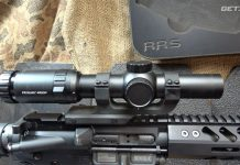 kiss reticle scope