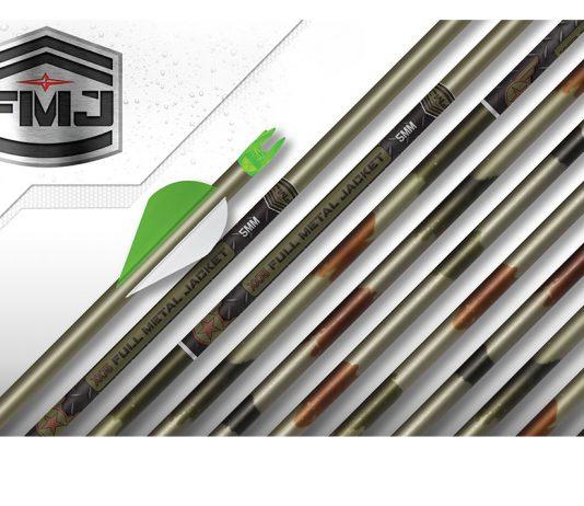 FMJ arrows
