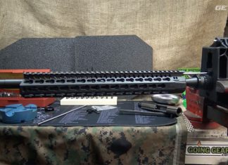 Ar-15 premium upper build