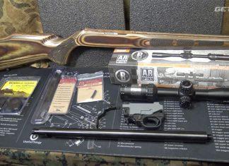 rifle build