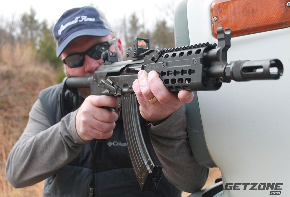 Krebs Custom PD18 AK Pistol: Adaptation At Its Finest