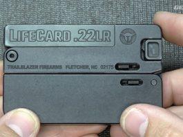 lifecard 22 LR