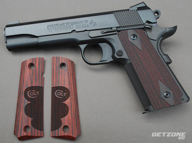 Pistol Review Wiley Clapp 1911 Government Model From Colt