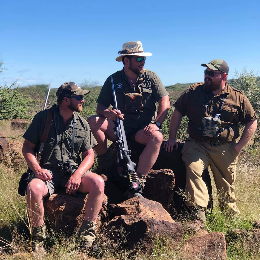 Fieldcraft: destination africa