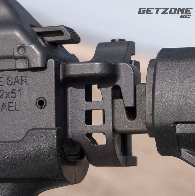 Rifle Review: Galil Ace 308 Fighting Rifle - GetZone com