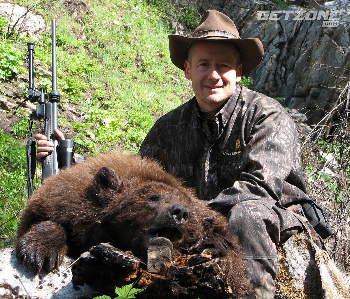 bear hunting north central idaho bear