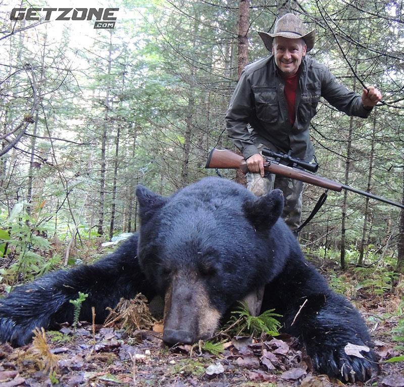 Minnesota Black Bear