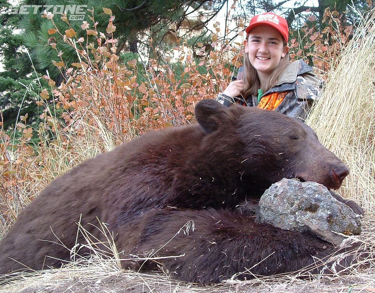 bear hunting Eastern Oregon Black Bear