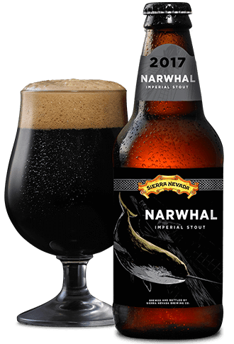 Narwahl Imperial Stout, Sierra Nevada