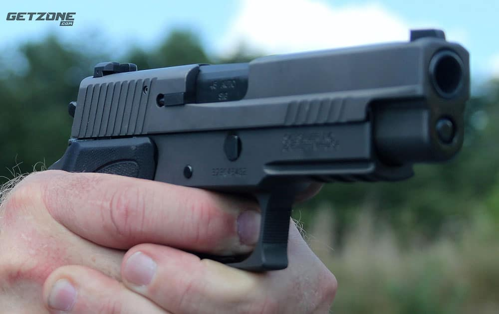 "SIG SAUER P220 Legion: The ""Other"" Single Stack  45 ACP"