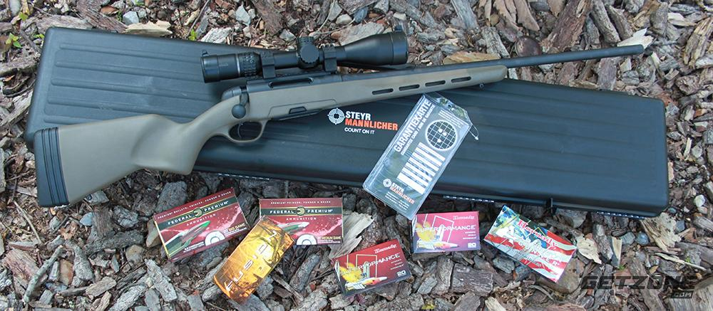 A Serious Hunting Rifle - The STEYR Pro THB In 6 5 Creedmoor