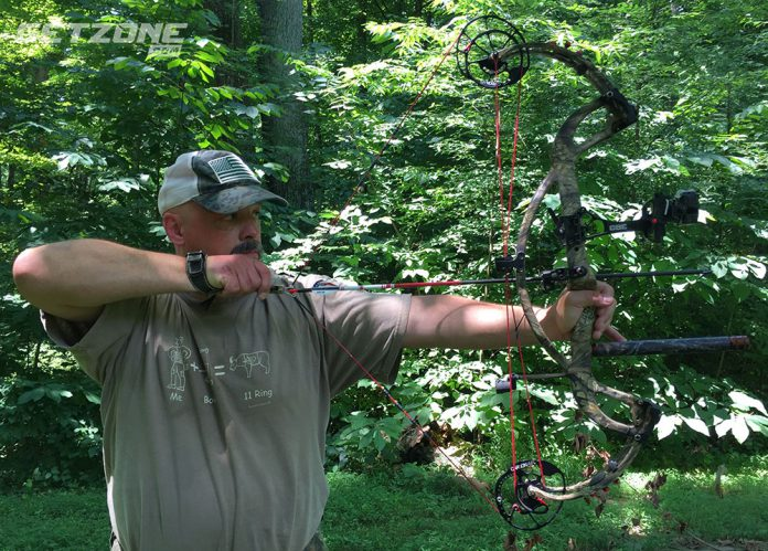 bowhunting whitetails