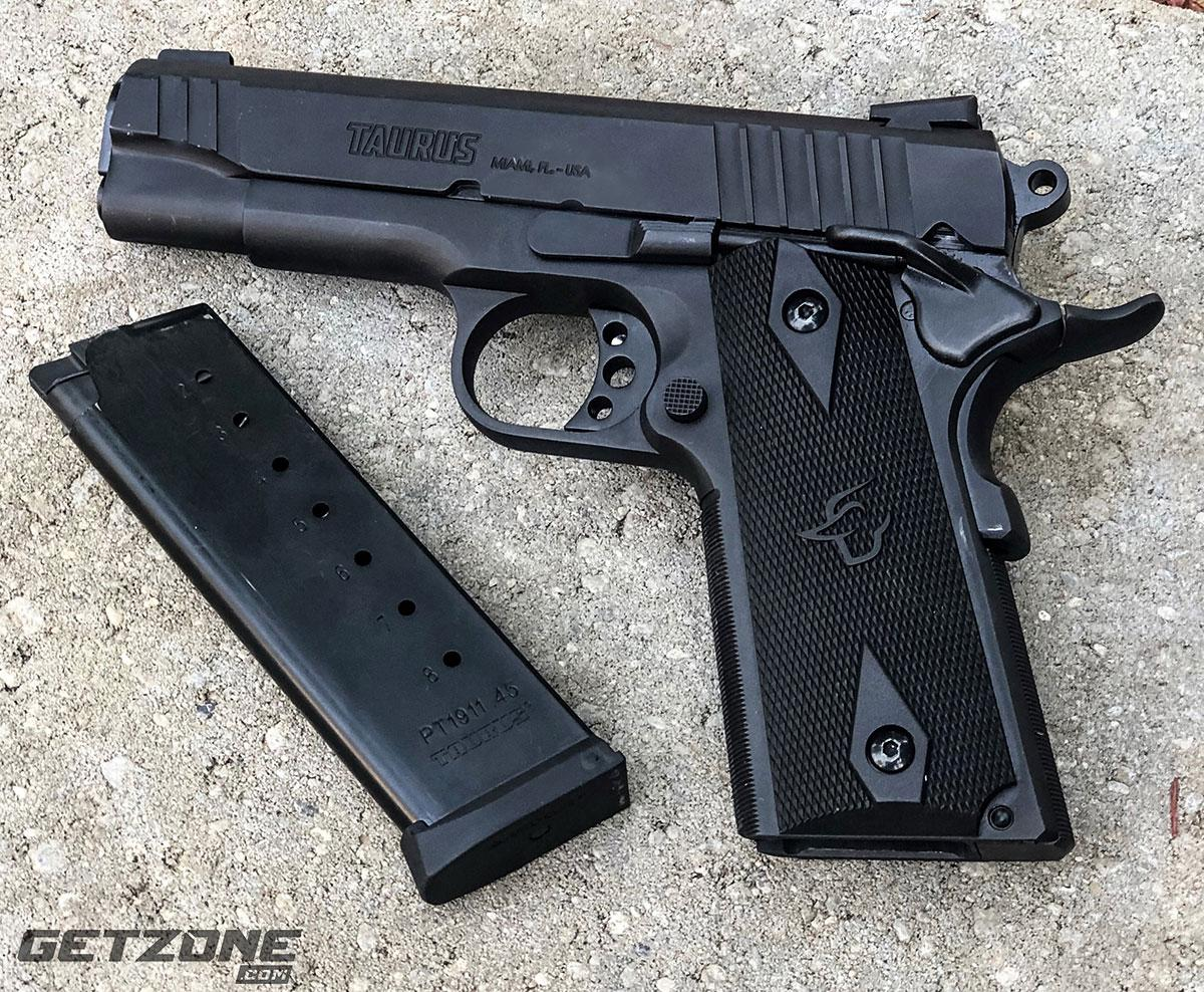 Taurus 1911 Commander Review: Reliable and Affordable