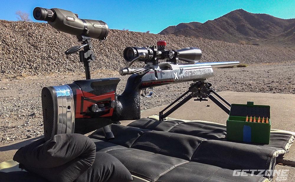 McMillan XIT Custom F-Class Rifle Review - GetZone com