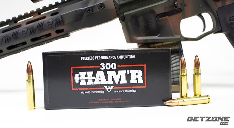 300 HAM'R