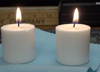 candle survival