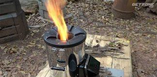 survivor stove