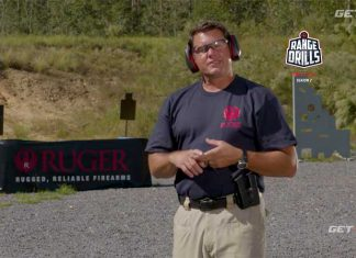 one shot drill from holster