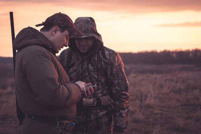 long-range hunting