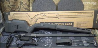hunter 700 stock