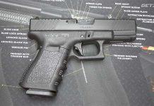 titanium glock slide