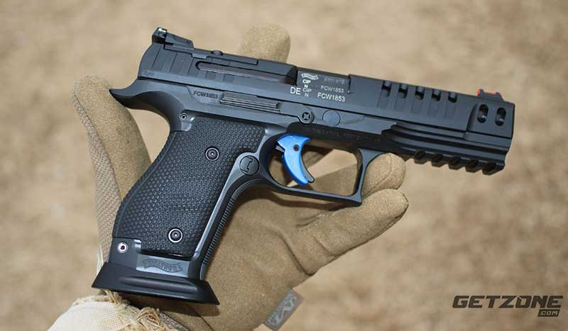 Pistol Review: The PPQ Q5 Match - A Return to Walther's Roots - GetZone