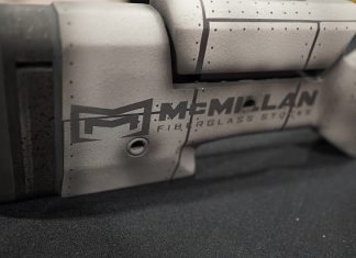a-10 rifle stock