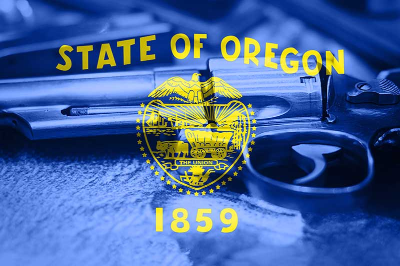 NEWS: Oregon Looks to Impose Strictest Gun Laws in US - GetZone