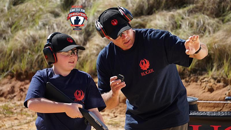 ruger american new shooter academy season 2