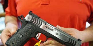 custom shop sr1911, 1911 pistols