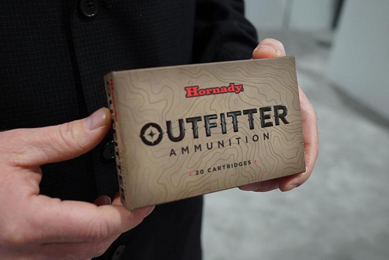 hornady outfitter