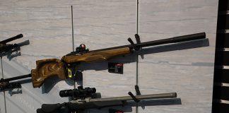 t/cr22 rifle