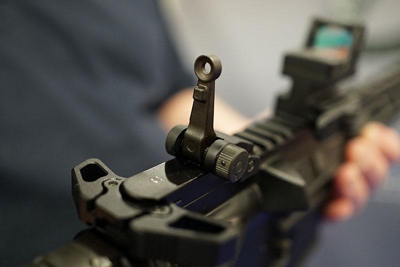 combat sights