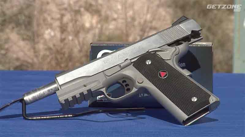 Gun Stock Reviews: The 10mm Colt Delta Elite - GetZone