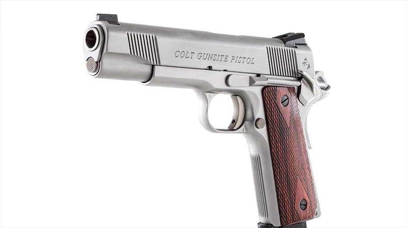 Colt Gunsite Pistol