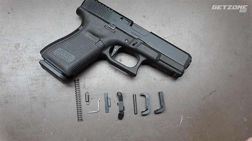 best prepper handgun, glock