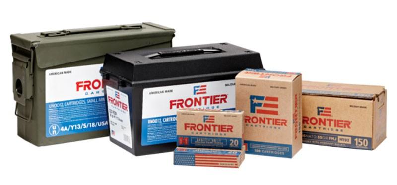 frontier cartridges
