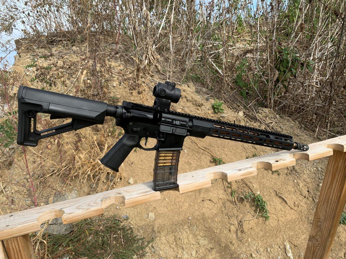 Zev core elite rifle