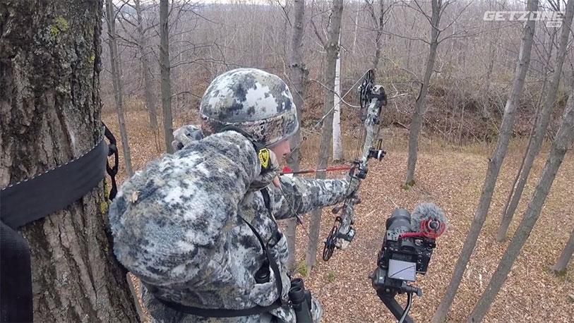 executing a shot