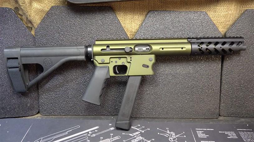 aero survival pistol