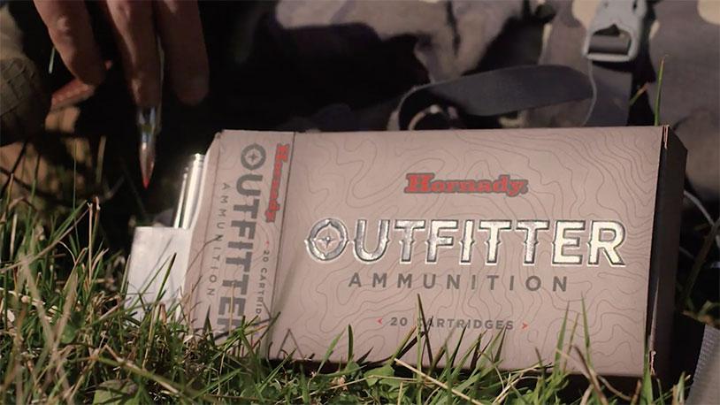 hornady outfitter ammunition