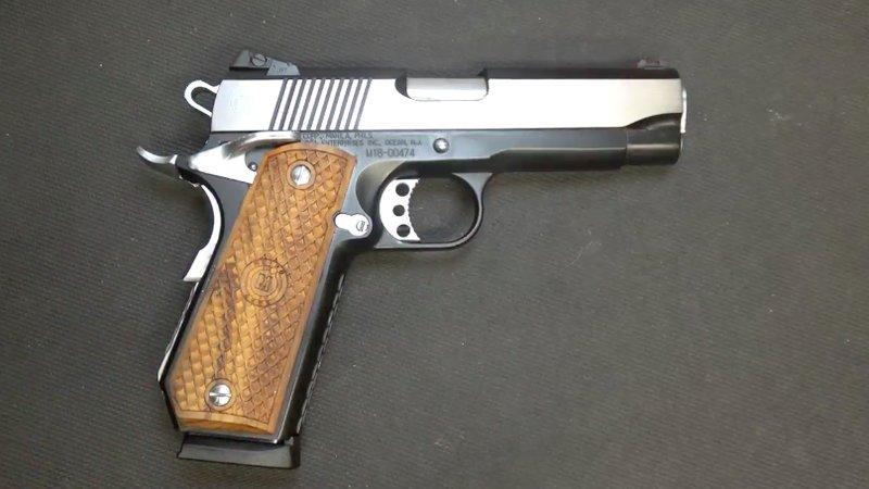 Metro Arms 1911 Bobcut 45 ACP